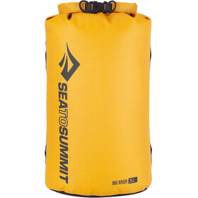 Sea to Summit Big River Dry Bag L, yellow